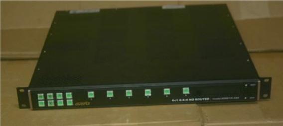 Evertz X-0601h-444 Hdtv Sdi Hd Sd Clearcom Sony Blackmagic