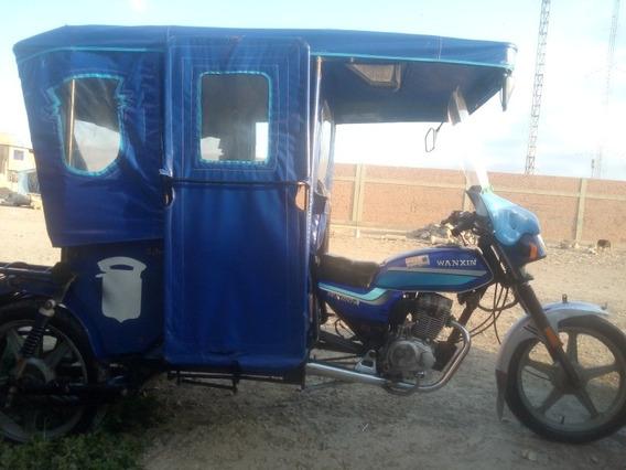 Vendo Mototaxi Wanxim 150 Tarjeta De Propiedad Y Soat
