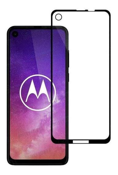Película 6d De Vidro Motorola Moto One Action