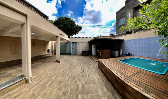 Casa De 03 Quartos Com Suíte Bairro Parque Recreio Próximo Ao Comercio - 5621