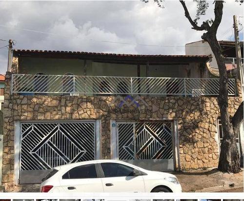 Casa Com 3 Dormitórios À Venda, 184 M² Por R$ 480.000,00 - Vila Marlene - Jundiaí/sp - Ca0865