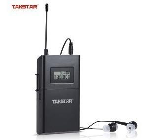 Receptor Takstar Wpm-200r (com Fone)
