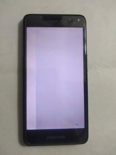 Celular positivo Slim S510Com Defeito Na Tela Display