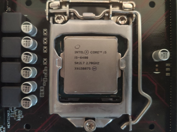 Processador Intel I5 6400