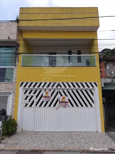 Casa Em Jardim Columbia - Mauá - Sp - 32/a49