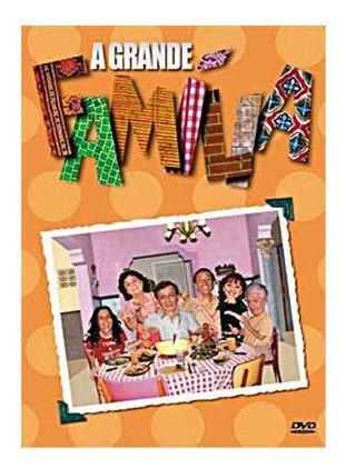 Dvd A Grande Família - Som Livre