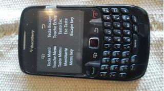 Backberry 8530 10 Verde