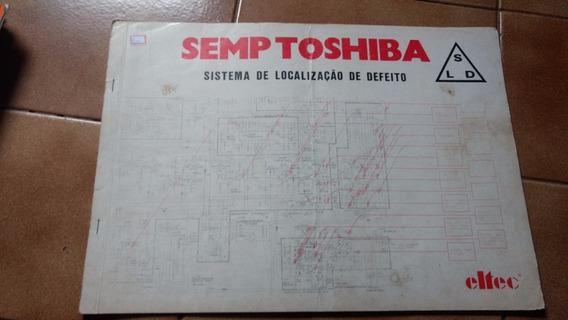 Esquema Eletrico Tvs Antigas Semp Toshiba 0002