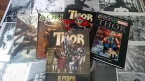 Thor Pacote - Cerco, Renascer, Nome Pai, Contos, Loki - Tk