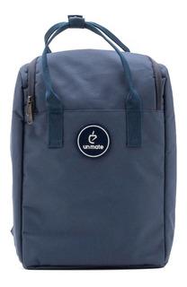 Mochila Matera Para Notebook - Azul