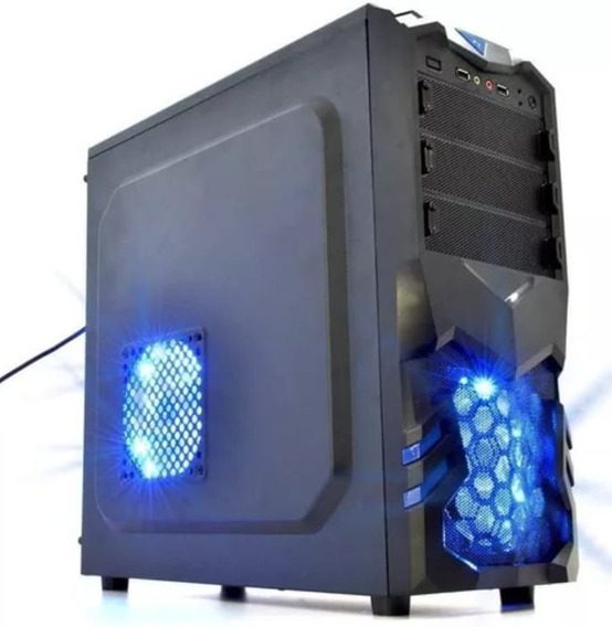 Pc Gamer Intel Core 2 Quad Q6600+ Gt 710 2gb + 4gb Memoria