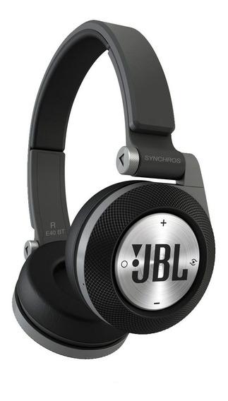 Headphone Bluetooth, Som Estéreo, Haste Ergonômica C/ Giro D