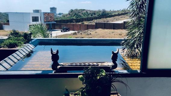Casa En Renta Laguna Caron, Punta Tiburón, Residencial, Marina Y Golf