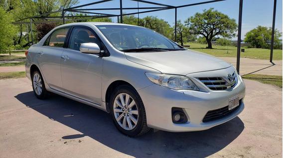 Toyota Corolla Se-g Automatico 2013 Excelente Estado