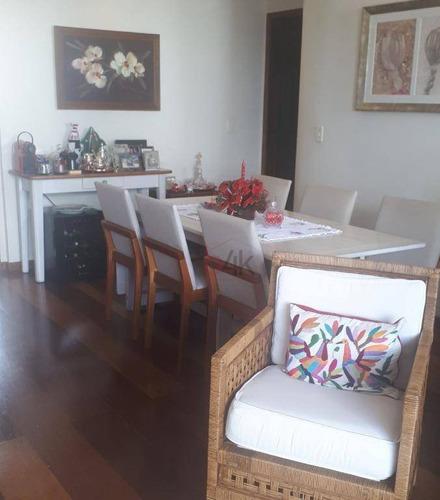 Apartamento Venda Vila Mascote 3 Quartos (2 Suítes), 92m² De Área, 2 Varandas E 3 Vagas De Garagem. Rua Tianguá 100 - Iguaçú - Ap4768