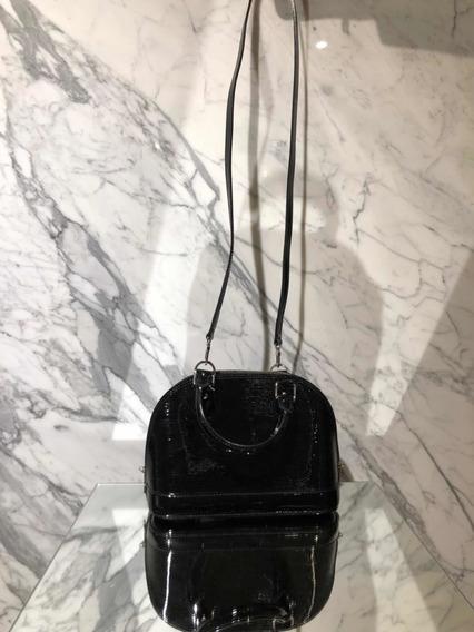 Cartera Negra De Charol. De Louis Vuitton