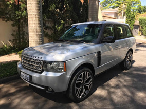 Land Rover Range Rover Vogue 5.0 V8 Se Supercharged 5p 2010