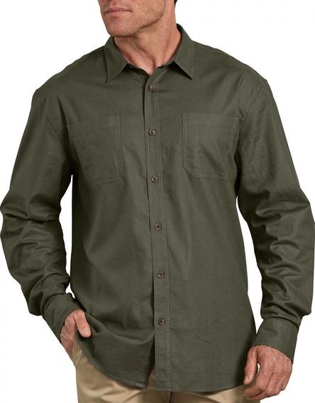 Camisa De Moda Wl528 Dickies