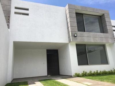 Para Estrenar 3 Casas Nuevas En Emiliano Zapata, Morelos
