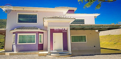 Casa À Venda Em Atibaia Sp - Serra Do Itapetinga - Ca5437