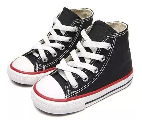 Tênis All Star Converce Chuck Taylor Hi Infantil - Original