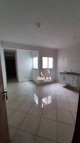 Cobertura Com 2 Dormitórios À Venda, 53 M² Por R$ 299.000,00 - Jardim Das Maravilhas - Santo André/sp - Co0952