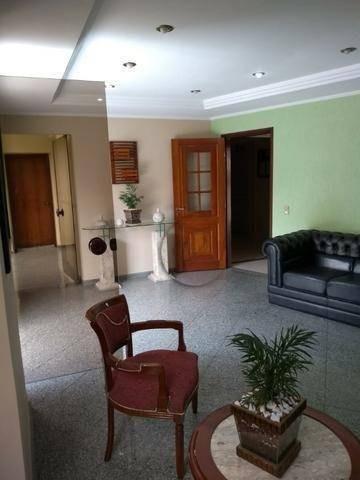 Apartamento Com 3 Dormitórios À Venda, 140 M² Por R$ 670.000,00 - Parque Das Nações - Santo André/sp - Ap10372