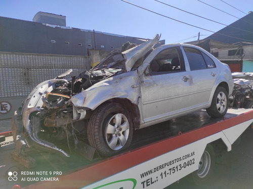 Volkswagen Bora Tdi Chocado Listo Para Transferi