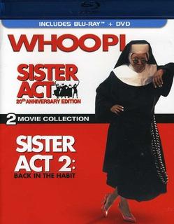 Sister Act 20th Ann. Ed. Sister Act Blu-ray Us Imp