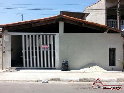 Casa Jd Marcondes Jacareí Sp Aceita Permuta C/ Caragua - 2534