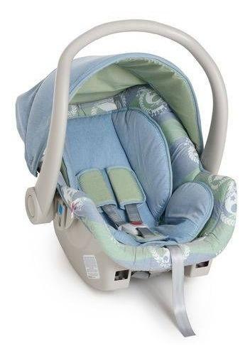 Bebê Conforto Galzerano Cocoon Com Base