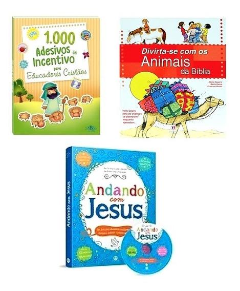 Coleção Livros Religiosos Infantis Para Educadores
