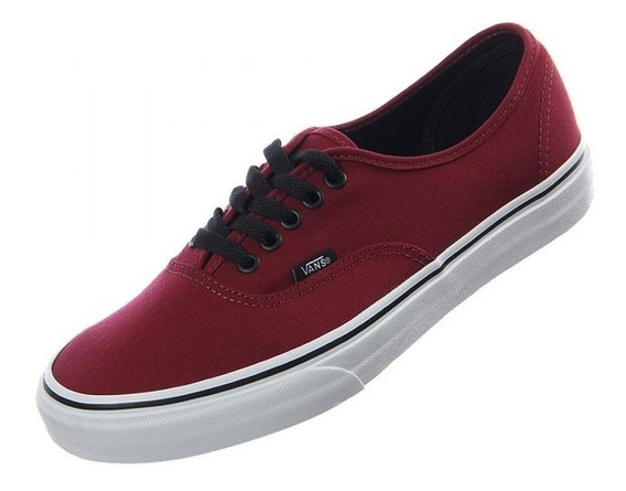Vans Authentic Color Vino