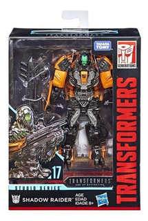 Shadow Raider Transformers Studio Series #17 Deluxe Class