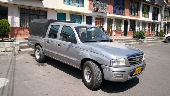 Mazda B2200 Doble Cabina, Mod 2007, 269000kms