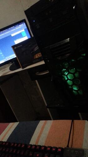Computador Gamer Amd A10-7860k 3.6ghz Octa-core, 1tb De Hd.