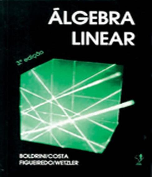 Algebra Linear - 3 Ed