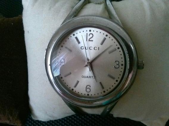 Relógio Gucci Em Bom Estado- Sem Bateria