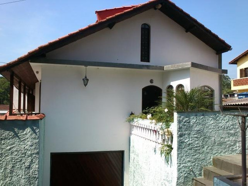 Casa Para Venda Em São Bernardo Do Campo, Fincos, 3 Dormitórios, 1 Suíte, 3 Banheiros, 5 Vagas - 1670_1-34983