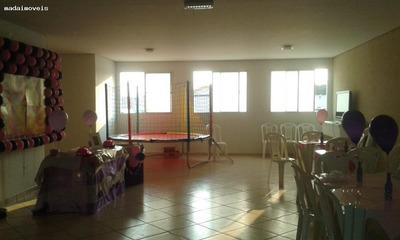 Apartamento Para Venda Em Mogi Das Cruzes, Alto Ipiranga, 3 Dormitórios, 1 Suíte, 2 Banheiros, 1 Vaga - 1932