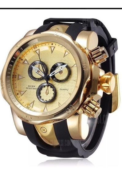 Relógio Luxuoso Promoção