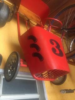 Pedal Car Anos 40 Restaurado