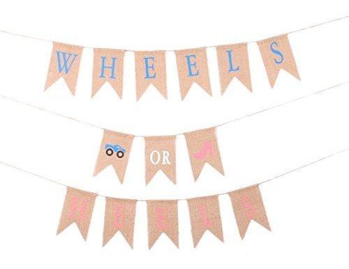 Goer Baby Shower Banner