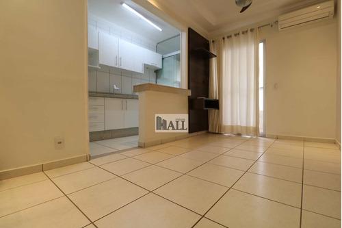 Apartamento Jardim Bosque Das Vivendas, São José Do Rio Preto - V7293