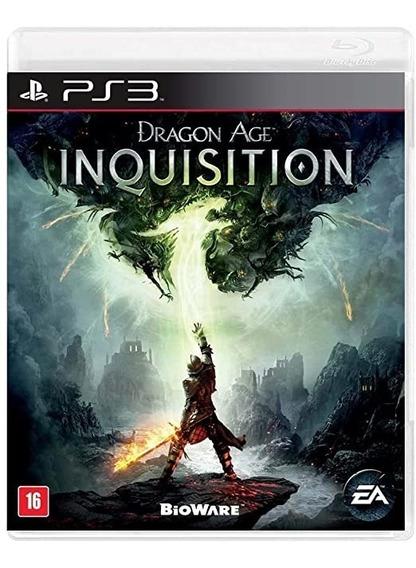 Dragon Age Inquisition Ps3 Midia Digital (legendas Br)
