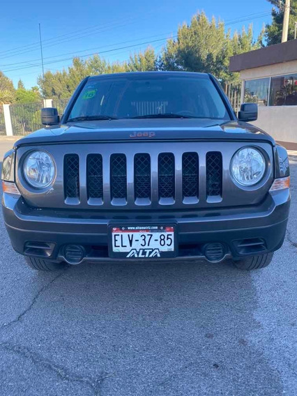 Jeep Patriot 2.4 Edición 75 Aniversario 4x2 At 2016