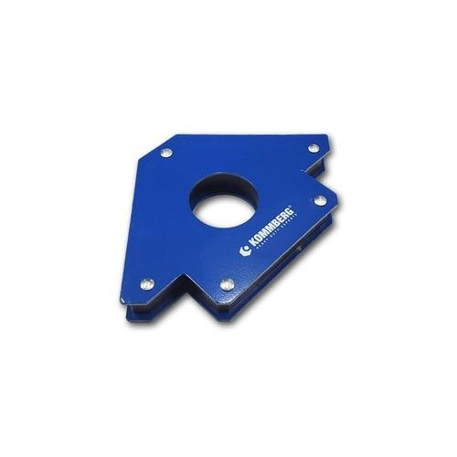 Soporte Magnético Kommberg 34kgs 5 PLG P/soldadora