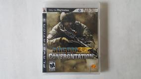 Socom U.s Navy Seals Confrontation - Ps3 - Original