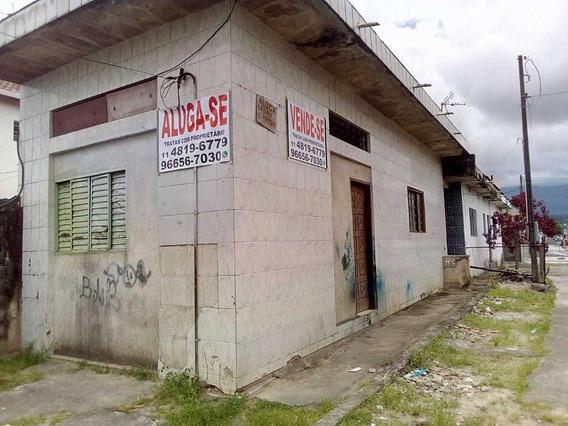 Casa Com Salão Comercial Na Frente E 2 Kitnets No Fundo