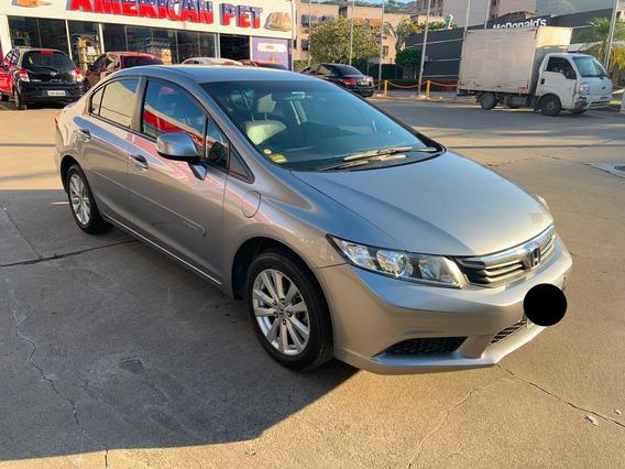 Honda Civic Lxs 2014/2014 Único Dono
